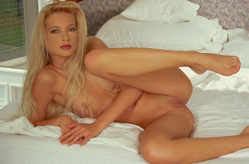 Смотреть фото блондинок голых