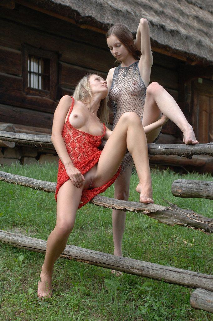 фото лизбиянок из деревни работу, буду