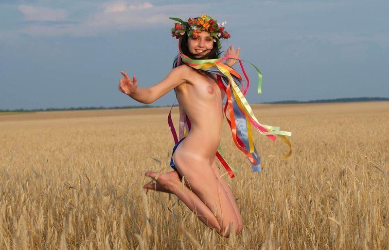 украинские фото ню