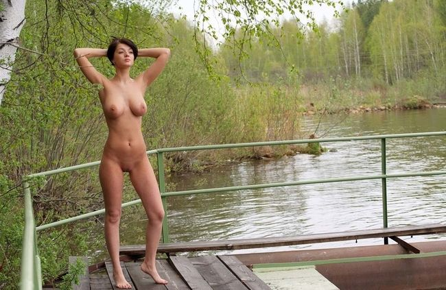 Naked short and big tits