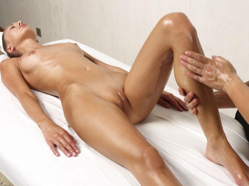 Мужской массаж порно фото