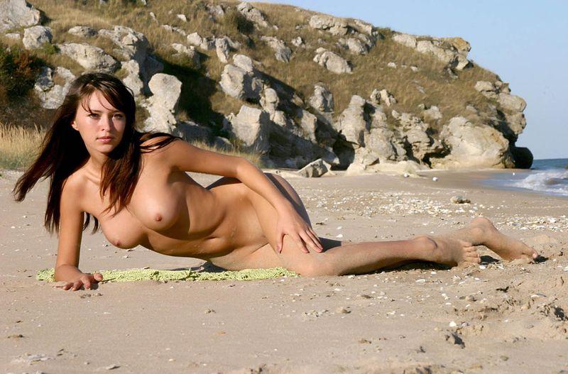 Я всегда на пляже голая фото