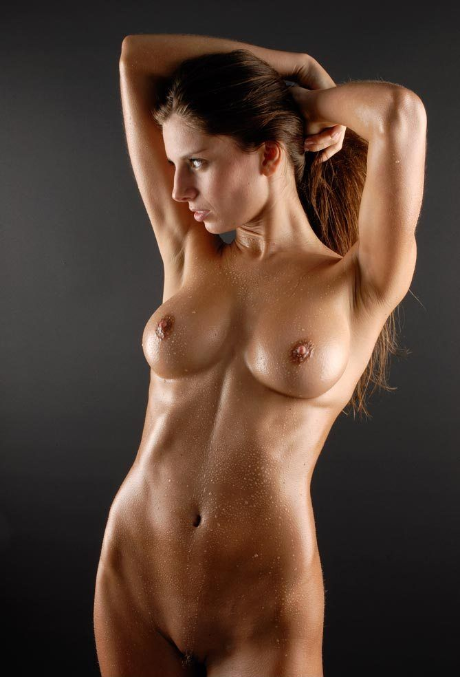 Cute girl perfect body nude