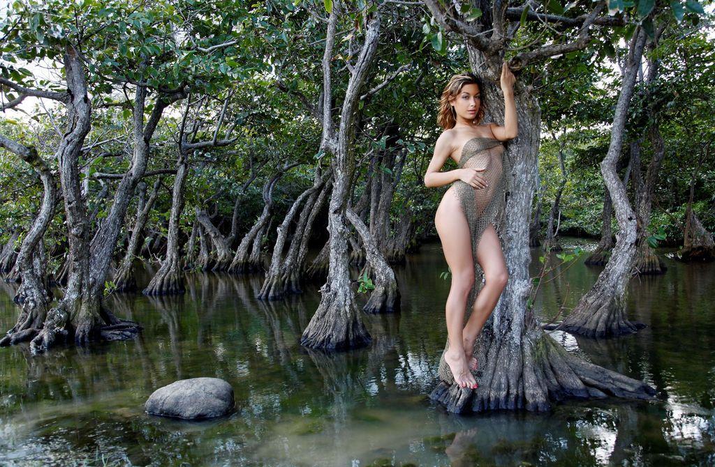 Fish net nake