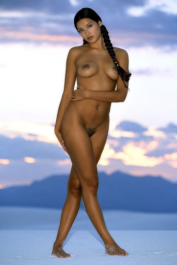 Beautiful South American Women Nude